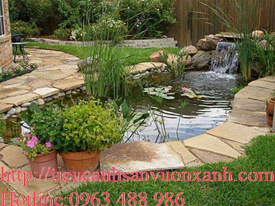 Biến tấu ngôi nhà bằng mẫu tiểu cảnh sân vườn đẹp