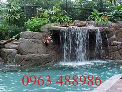 Thi công thác nước